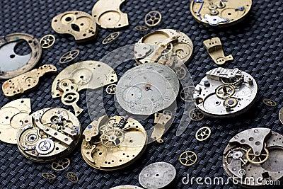 Clock Parts 16