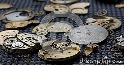 Clock Parts 53