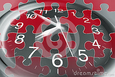 Clock and Puzzles