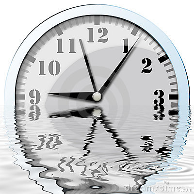 Clock Reflexion