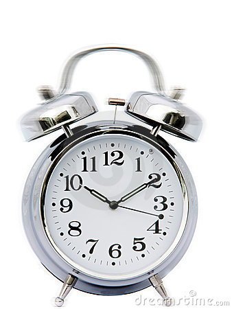 Clock ringing