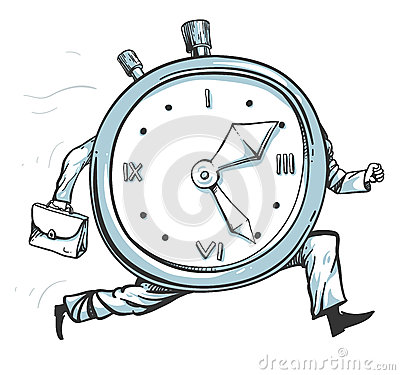 Clock running out of time