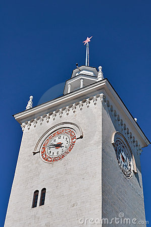 Free Clock Tower Stock Image - 15925231