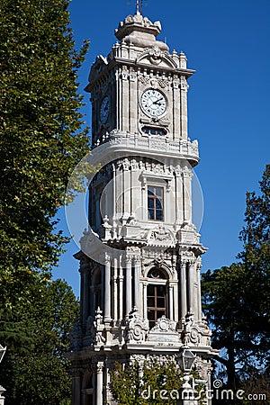 Free Clock Tower Royalty Free Stock Image - 21240326