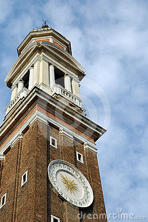St. Marks Basilica Clock Tower