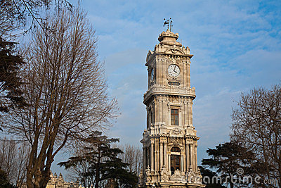 Clock tower 6