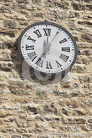 Free Clock Tower Church Stock Image - 8584451