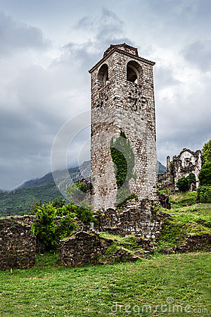 Free Clock Tower In Stari Grad Royalty Free Stock Image - 50523006