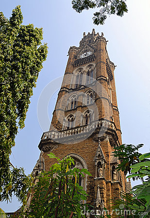 Clock Tower of Mumbai University