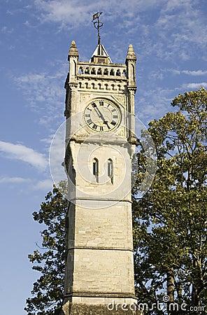 Clock tower, Salisbury
