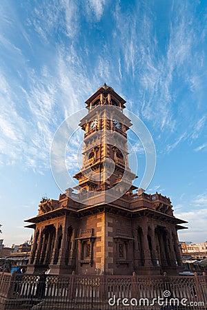 Clock Tower Sardar Market