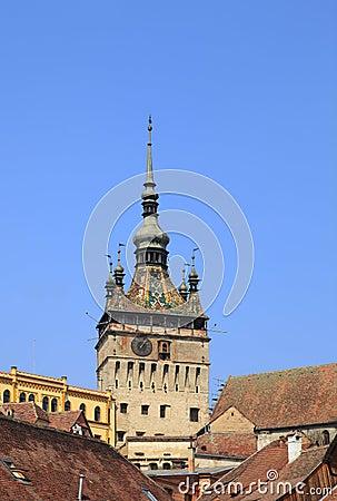 Clock Tower-Sighisoara,Romania