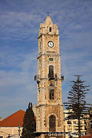 Clock Tower in Tripoli