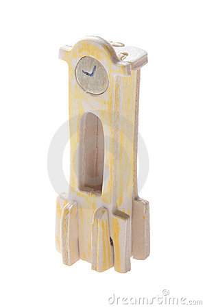 Clock toy