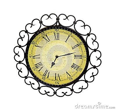 Clock vintage