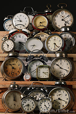 Free Clocks Royalty Free Stock Photography - 1531817