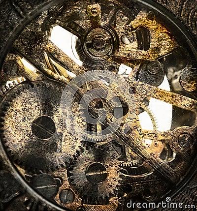 Clockwork inside
