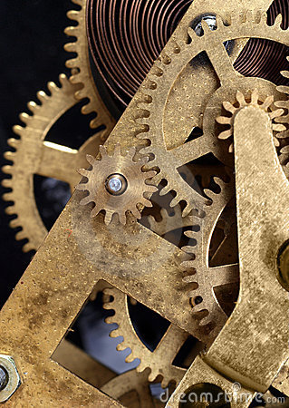 Clockwork mechanizm