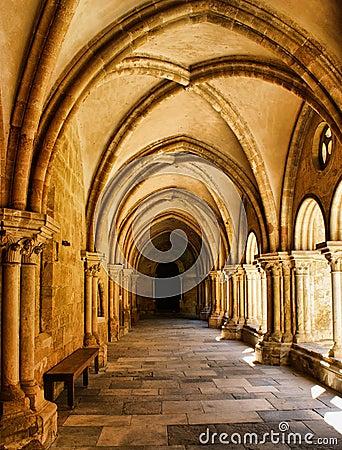 Cloister of Se Velha, Coimbra