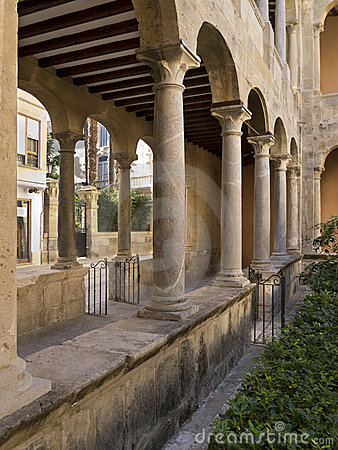 Cloisters - Orihuela - Costa Blanca - Spain
