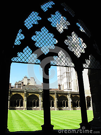 Cloisters of Westminster Abbey