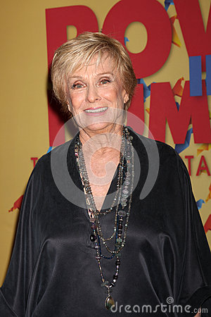 Cloris Leachman arrives at the City of Hope s Music And Entertainment Industry Group Honors Bob Pittman Event Editorial Photo