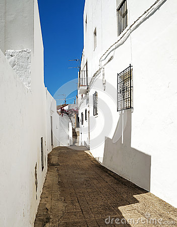 Close street