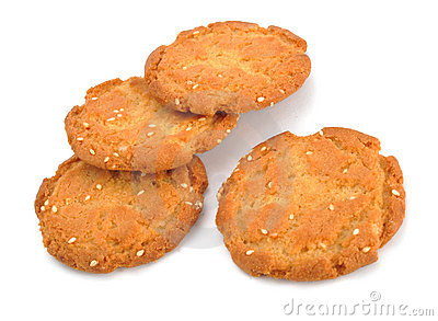 Close-up biscuit