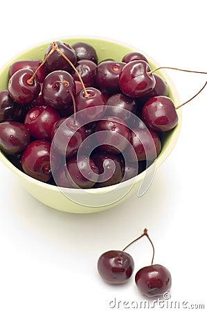 Close up cherry