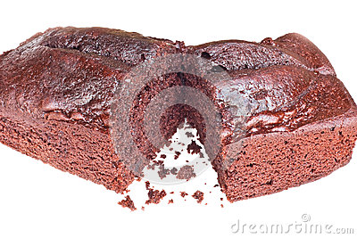 Close-up of chocolate cake