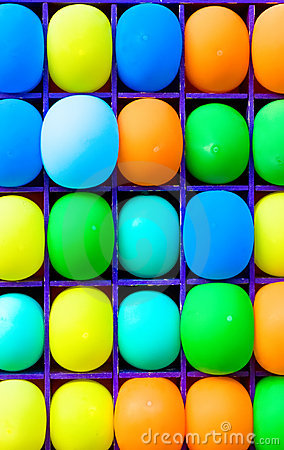Close-up colorful baloon background