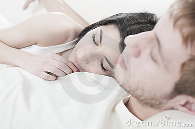 Close up couple