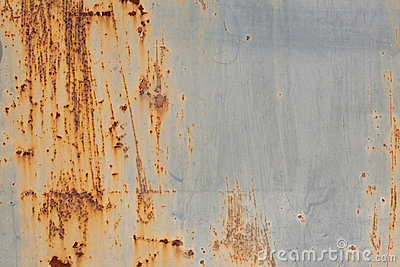 Close Up Of Grunge Iron Surface Stock Photo - Image: 13004960