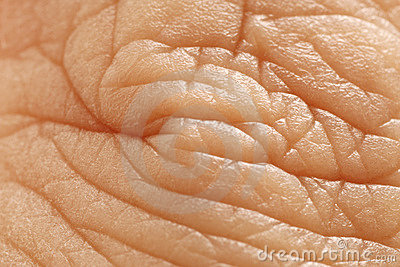 Close up hand