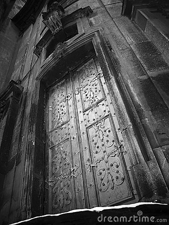 Free Close-up Image Of Ancient Doors Stock Photo - 15097100