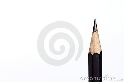 Close-up image of pencil