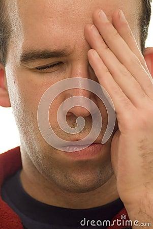 Close-up Migraine