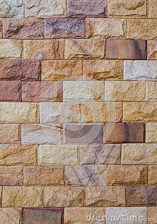 Free Close Up Of A Brick-Wall Used As A Texture Background Stock Photography - 40823082
