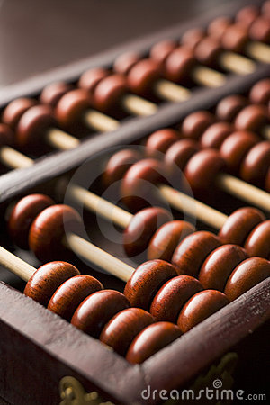 Free Close-Up Of Abacus Royalty Free Stock Photos - 7729728