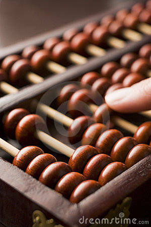 Free Close-Up Of Abacus Stock Photos - 7729773
