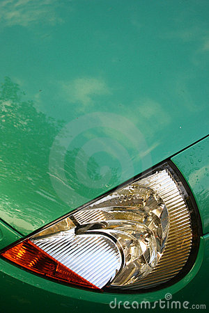 Free Close Up Of Car Frontview Stock Image - 484461