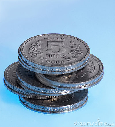 Free Close Up Of Coins Stock Photo - 1652800