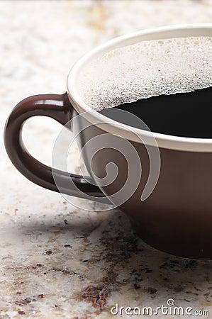 Free Close Up Of Large Coffee Mug Stock Photo - 13160210