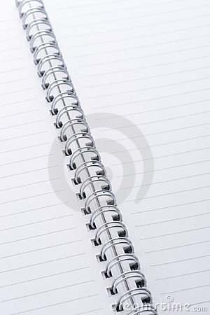 Free Close-up Of Notebook Royalty Free Stock Images - 23948329