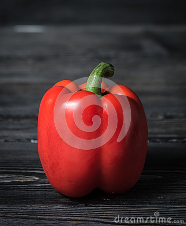 Free Close-up Of Sweet Red Pepper Royalty Free Stock Image - 91266146