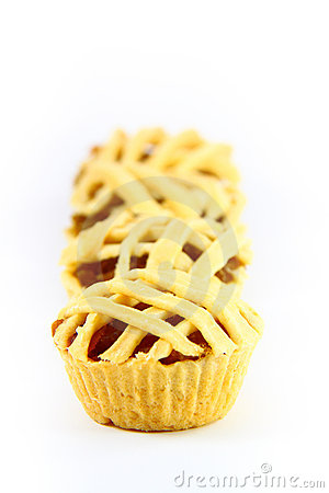 Close up of pineapple Pie