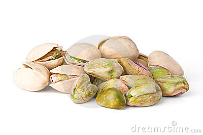 Close-up of a pistachio