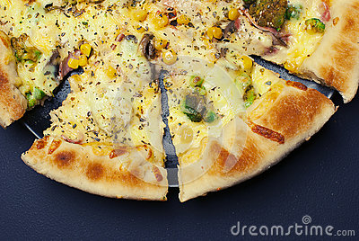Close Up Of Pizza Pie Free Public Domain Cc0 Image