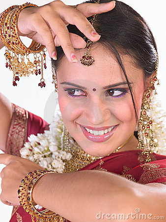 Free Close-up Smiling Face Of A Asian Girl Stock Photo - 7775110