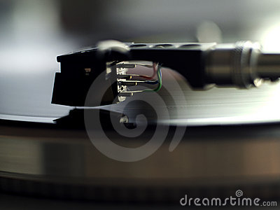Close-Up turntable